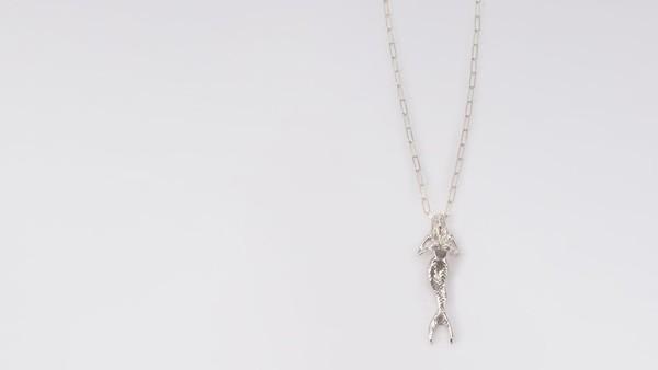 Cartography Figurehead Necklace