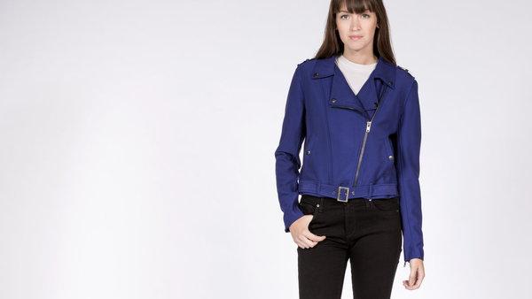 Greylin Plasmatic Moto Jacket
