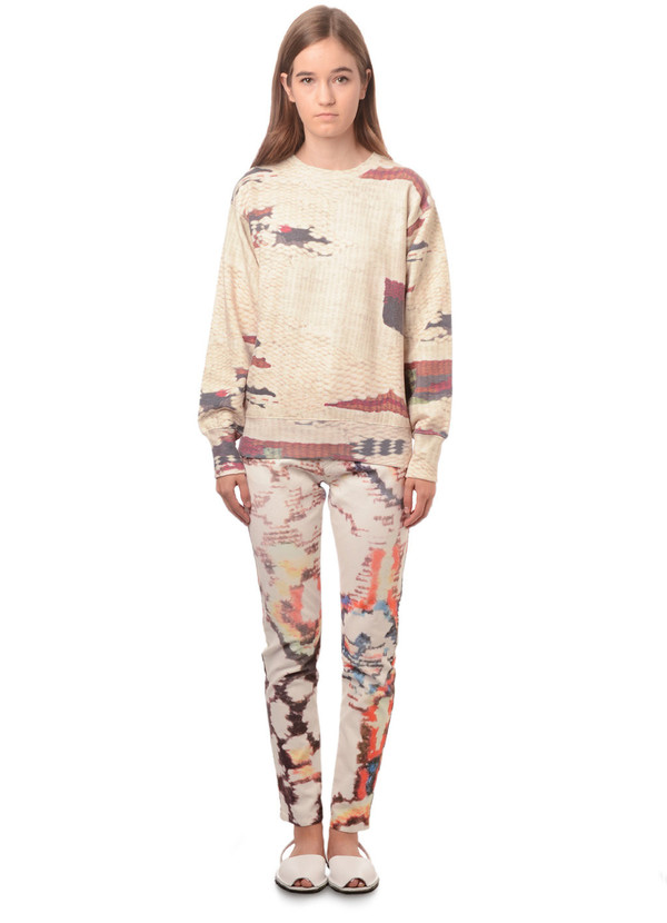 ISABEL MARANT HALEY sweatshirt