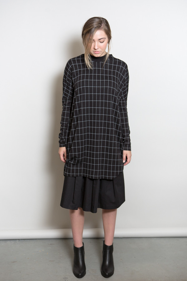 Just Female Nora Long Sleeve Dress