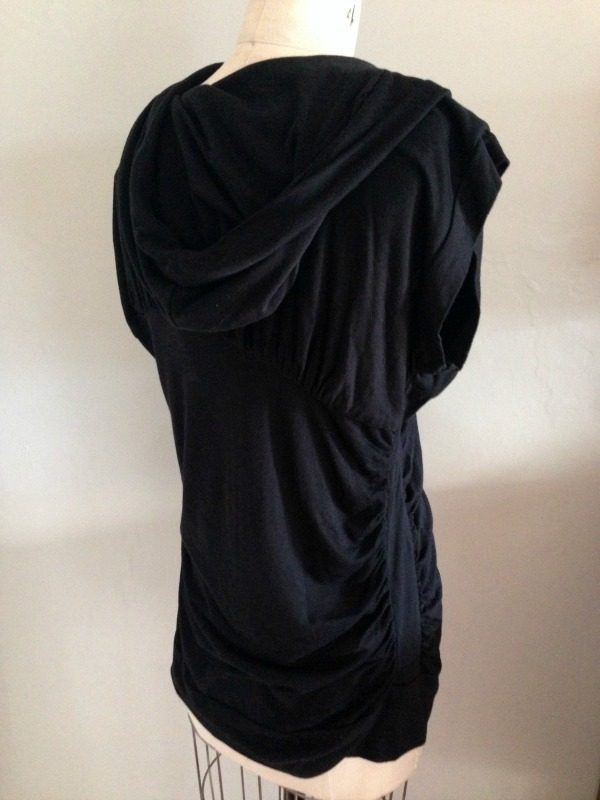 Thieves Hooded Top