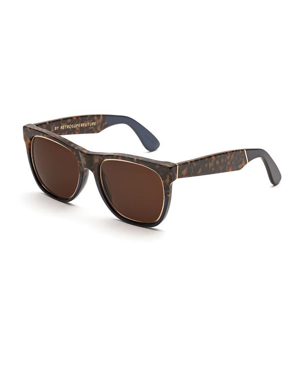 RetroSuperFuture Classic Sunglasses in Costiera