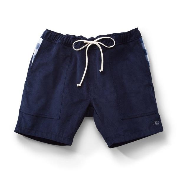 Men's Almond x Woolrich Corduroy Shorts