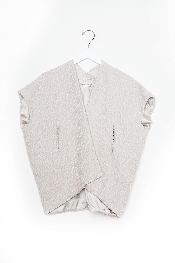 Kieley Kimmel Origin Jacket | Cream