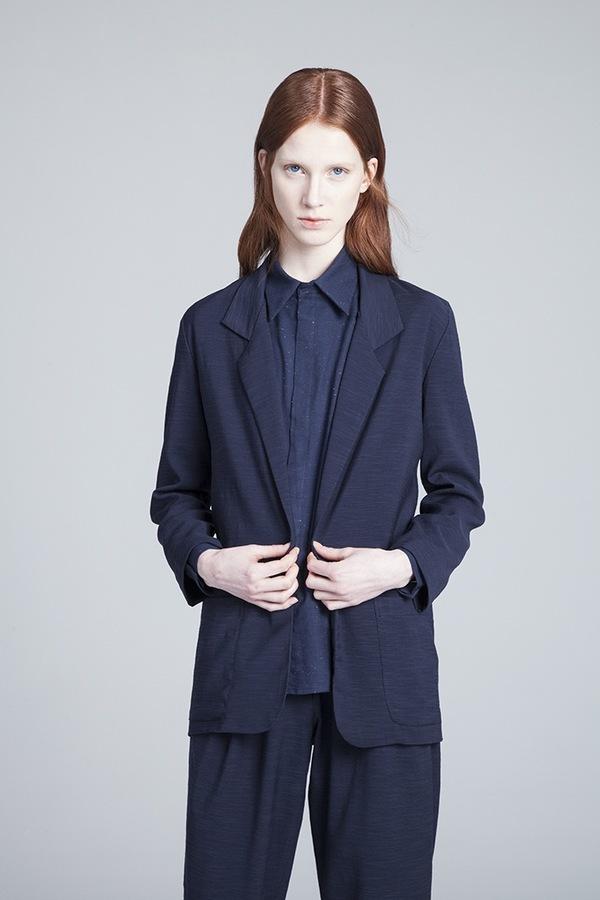 Kieley Kimmel Nelson jacket | blue