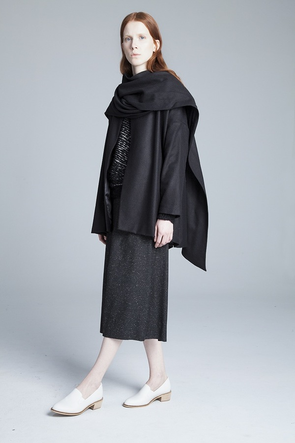 Kieley Kimmel Shelter Coat | Blue
