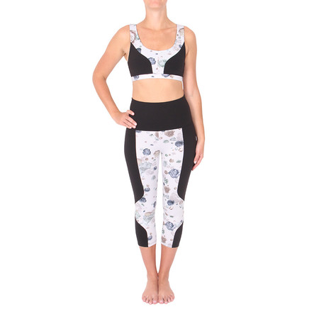 Live the Process Geometric Legging