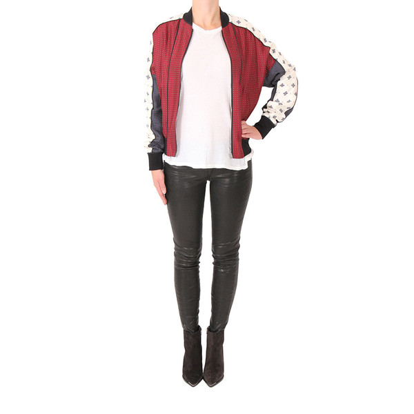 Rag & Bone Greta Silk Jacket