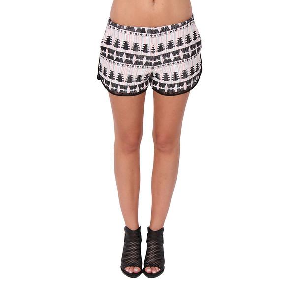 Thakoon Addition Tribal Pattern Shorts