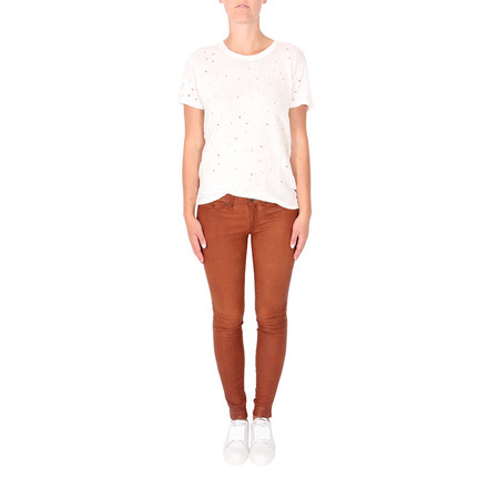 Rag & Bone The Leather Skinny