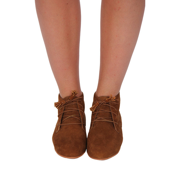 Ulla Johnson Moccasin Booties