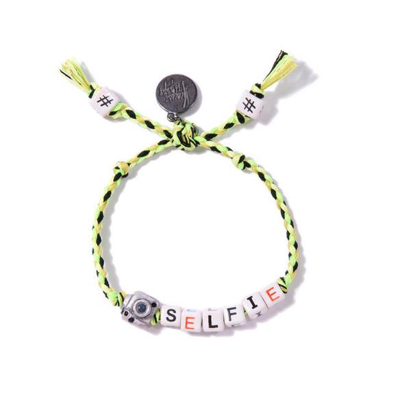 Venessa Arizaga Selfie Friendship Bracelet