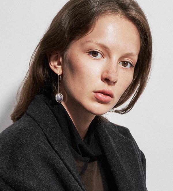 Luz Ortiz Lumina Mismatch-Mono Earring