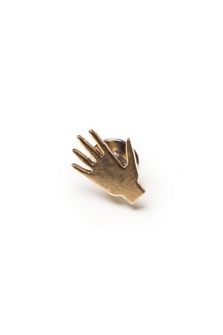 Casa Malaspina Hand Pin