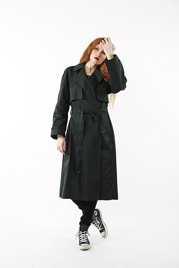 Kowtow Keepsake Trench Coat