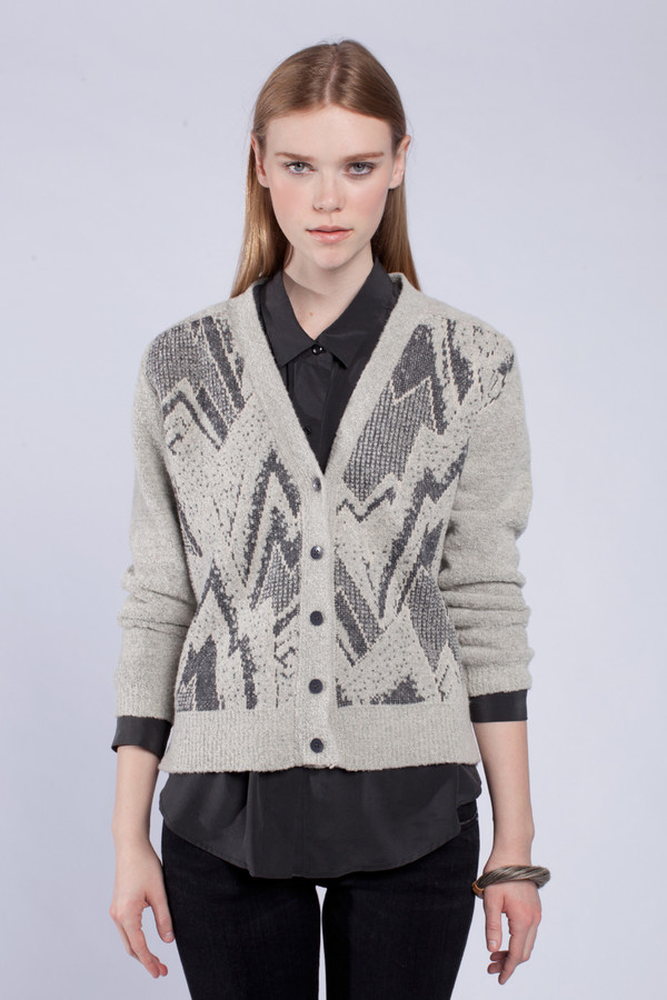Micaela Greg Mountain Cardigan