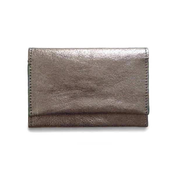 Eayrslee Metallic Henry Wallet