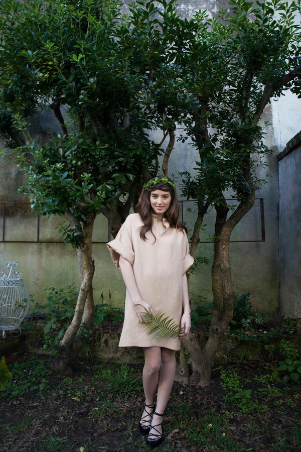 Plante Delphinium Dress