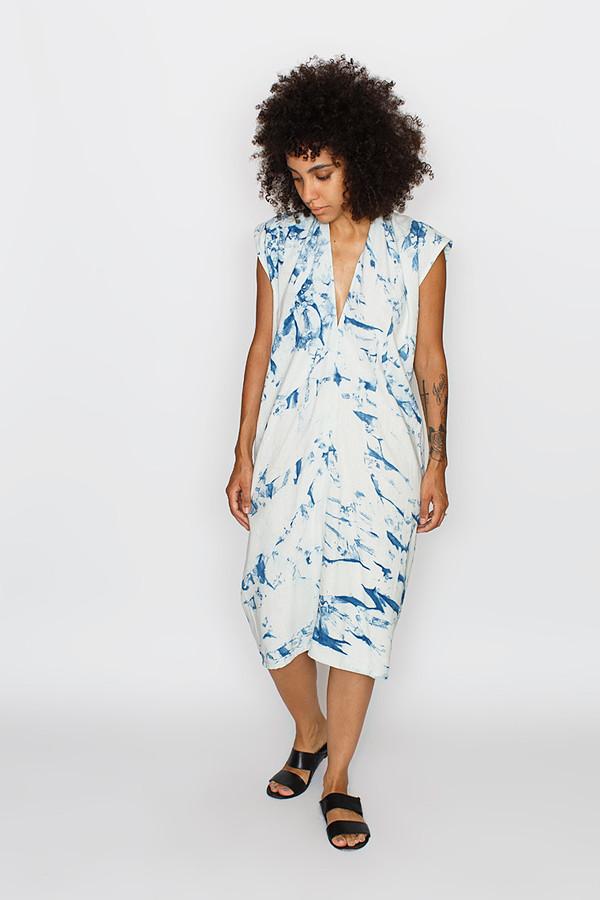 Miranda Bennett Flash Sale Arashi Everyday Dress, Silk