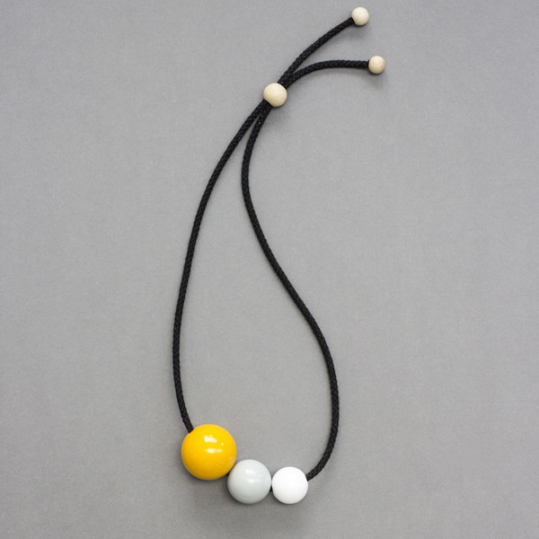 One We Made Earlier Gabo Necklace