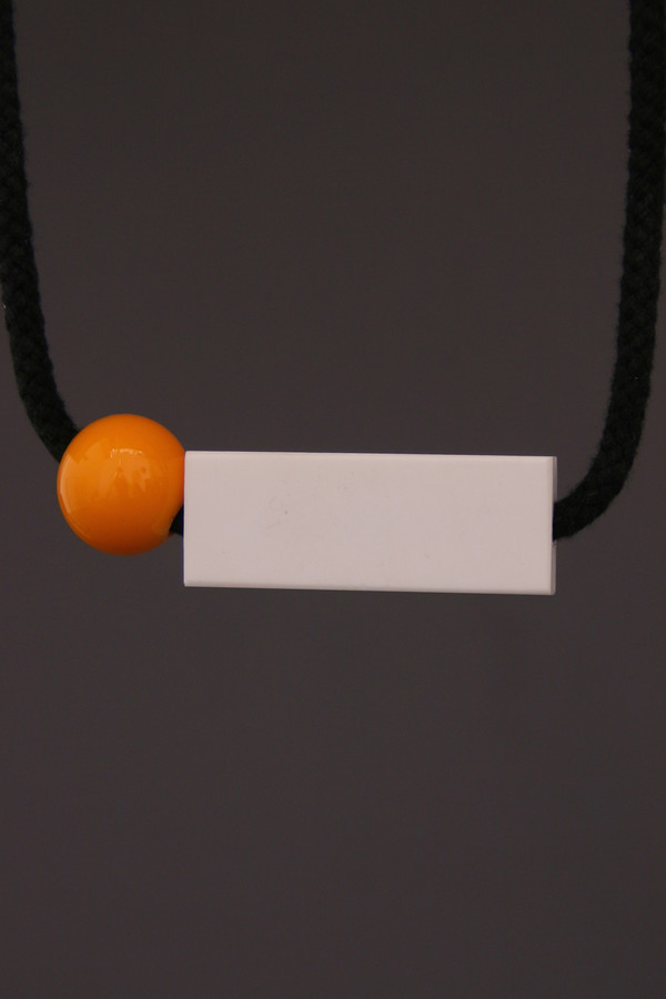 One We Made Earlier Isa Necklace Yellow