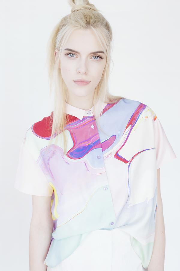 D. Efect Connie Shirt