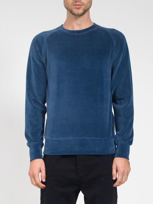 Men's La Paz Cunha Sweatshirt Velour