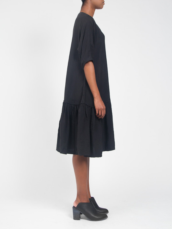 Portland Garment Factory Gathered Gown