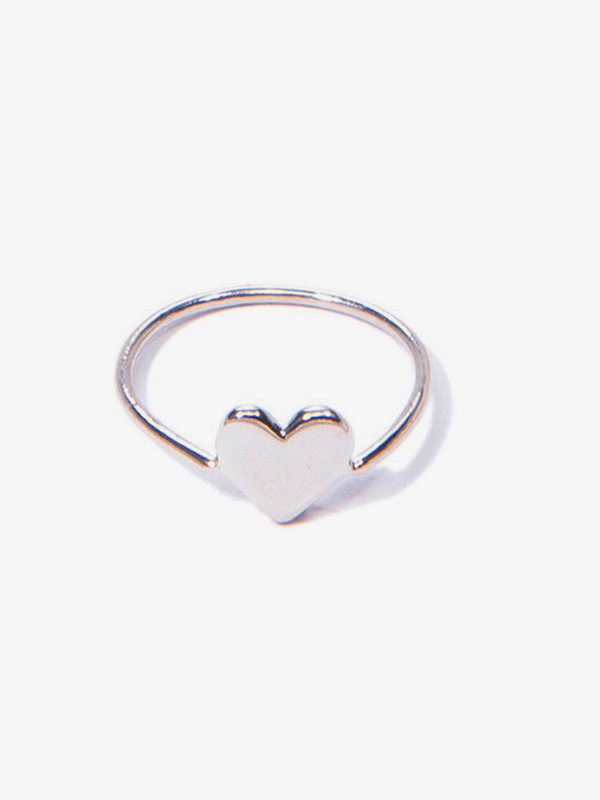 Venessa Arizaga Heart Ring