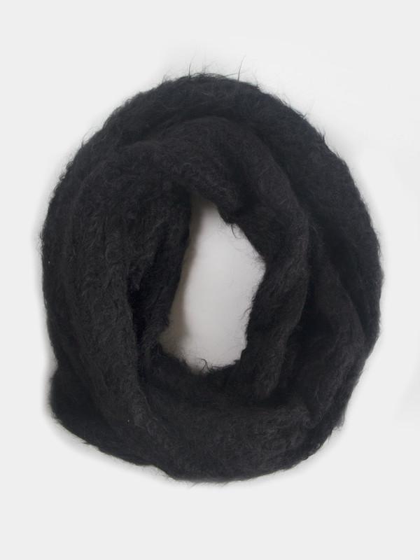 VOZ Infinity Scarf Black