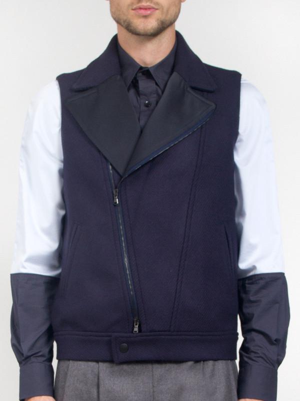 Men's Carlos Campos Moto Vest