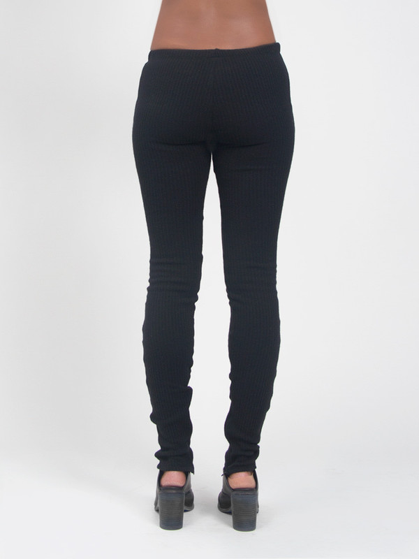 Rib Leggings