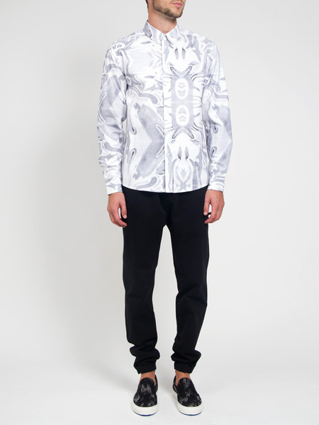 Men's Soulland Sine Shirt