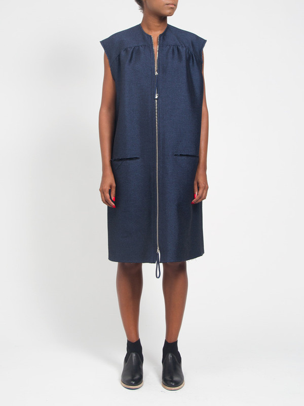 CF Goldman Smock Zip Dress