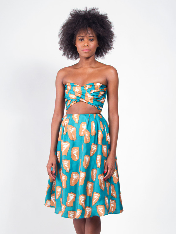 Tuliki Dress