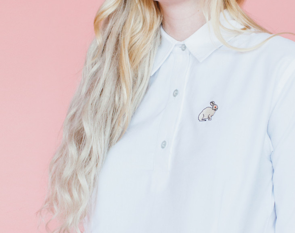 Samantha Pleet Bunny Polo