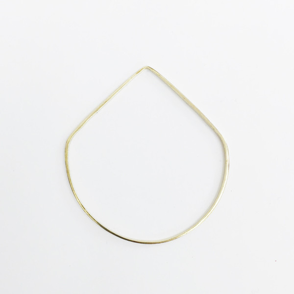 Twenty Two Hours Skinny Drop Bangle