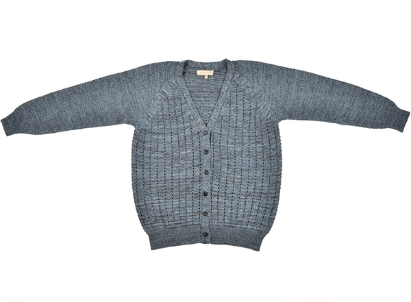 Unknown Micaela Greg Speckled Cardigan