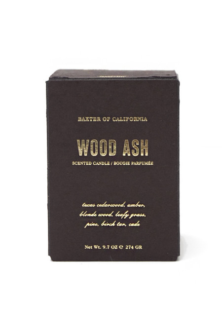 Baxter of California Baxter Wood Ash Candle