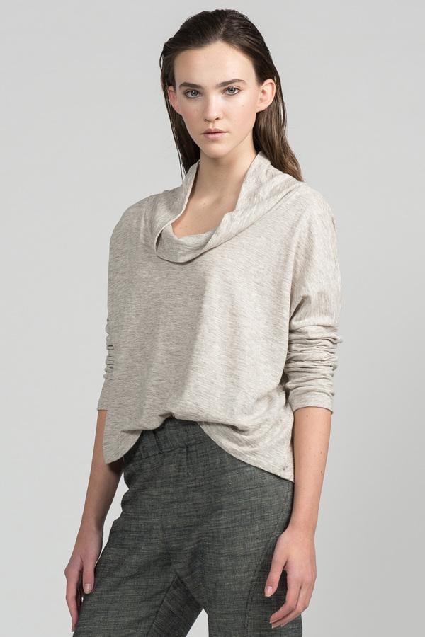 Pillar Inning Sweater