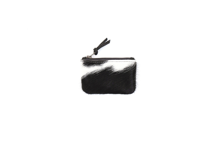 Primecut BLACK + WHITE SMALL POUCH