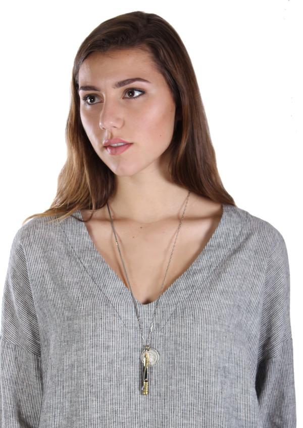 Ax + Apple Gitano Necklace