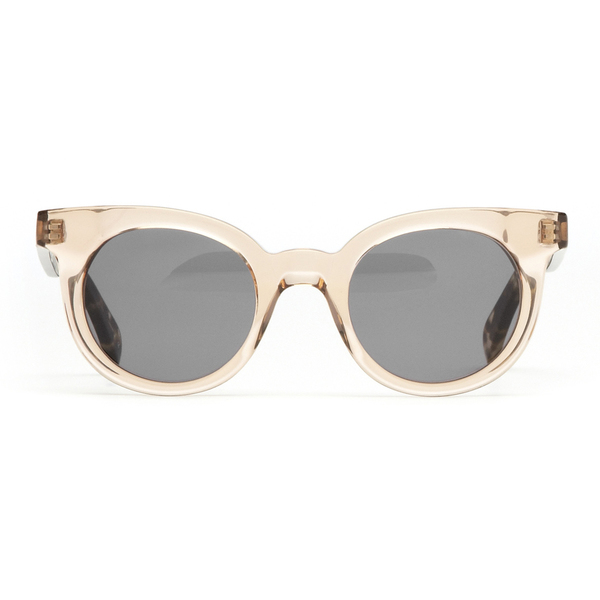 Raen Arkin Crystal Rose + Brindle Tortoise Sunglasses