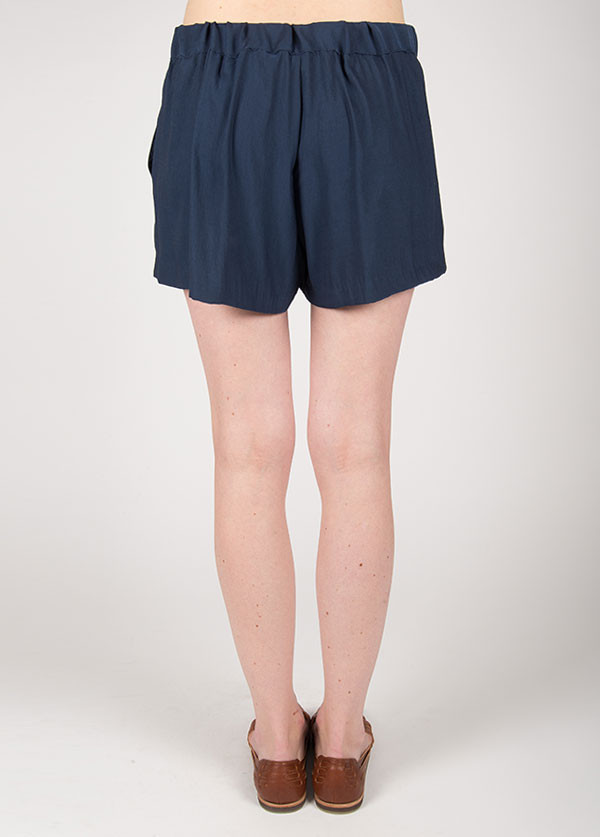 The West Is Dead - Pleated Shorts