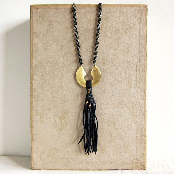 Marisa Mason Cyprus necklace