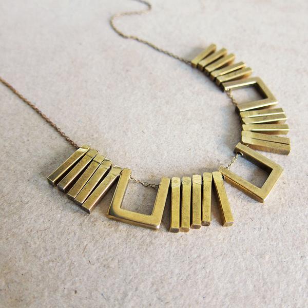 Laura Lombardi Aurata necklace
