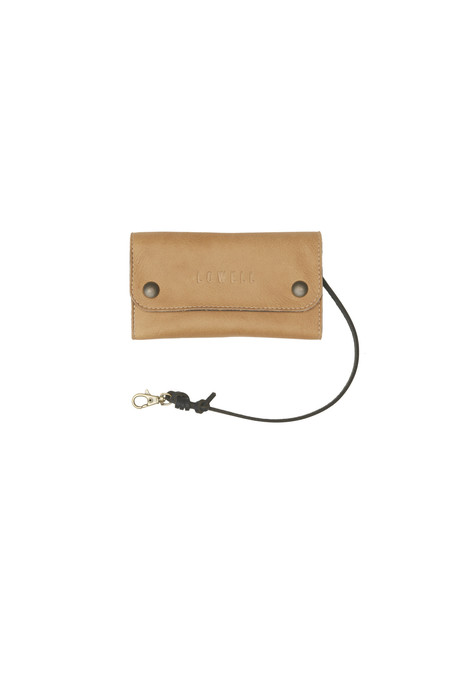 Lowell Shangai Tan Wallet