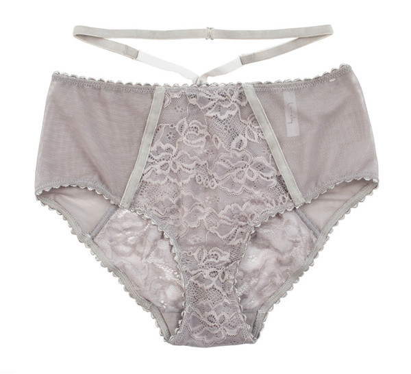 Lonely Lingerie - Winona Highwaisted Brief
