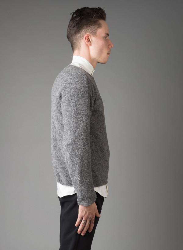 Men's Camo Aceto Pullover Gray