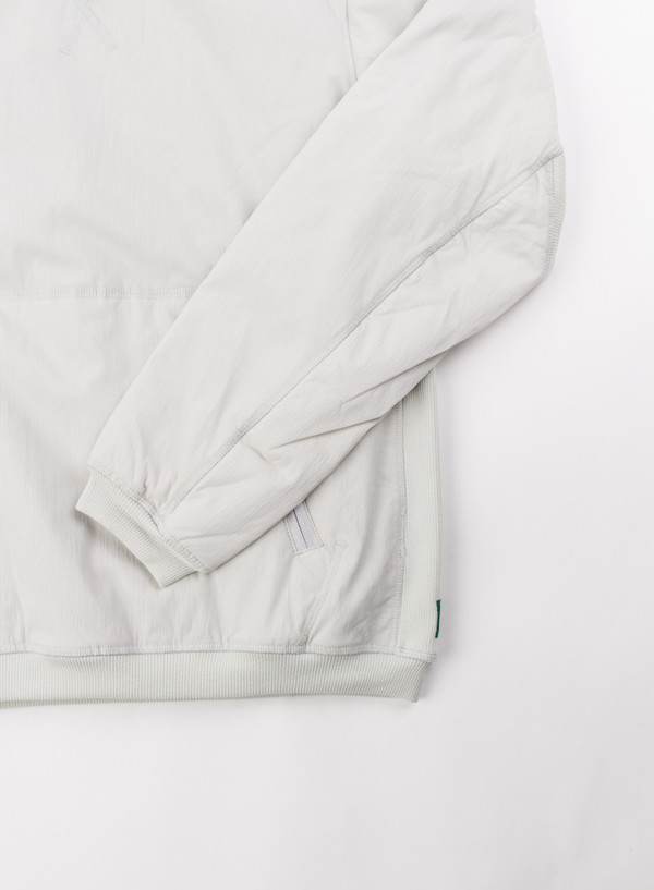 Men's Reigning Champ Alpha Insulated Nylon LS Crew / Fog